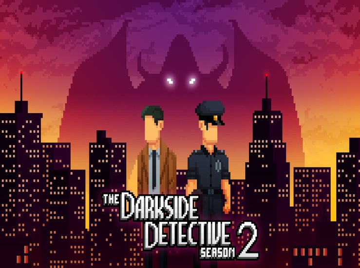 The Darkside Detective: Season 2 sur Switch...